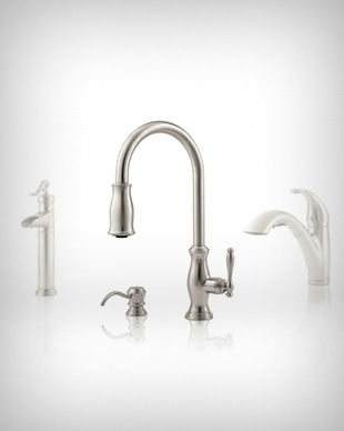 Pfister Home Kitchen Faucets Bathroom Faucets Showerheads - Bathroom faucets cheap price